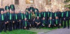 Christmas concert by the Men's Choir of Riquewihr