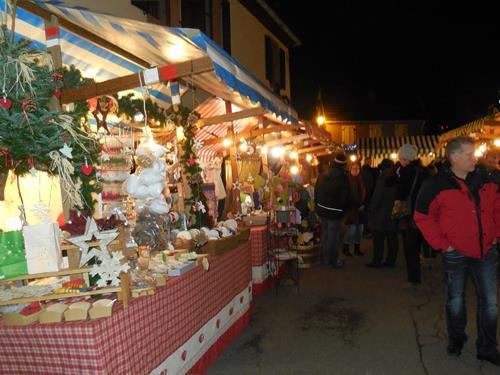 Marché de Noël de Guémar