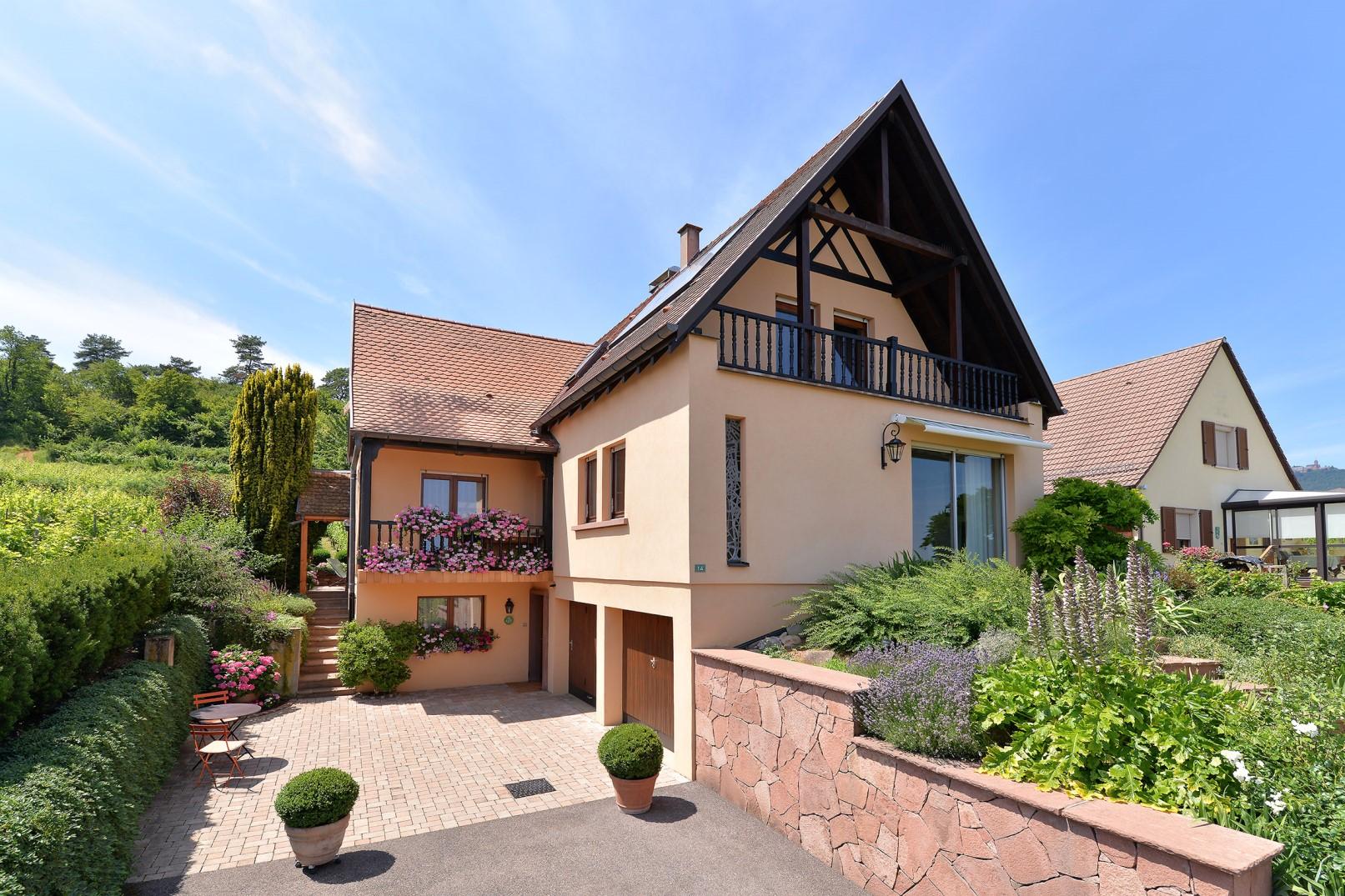 Gästehaus von Frau Colette FRANCOIS