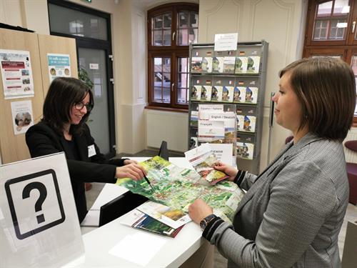 Office de Tourisme - Bureau d'accueil de Riquewihr