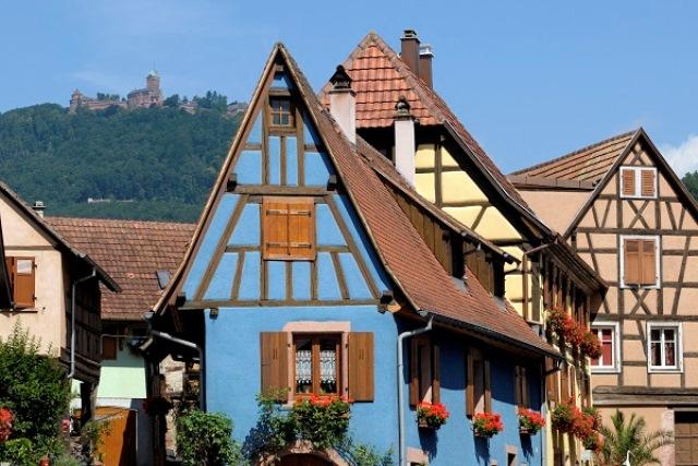 Pique-nique chez le Vigneron Indépendant d'Alsace - Domaine Huber et Bléger