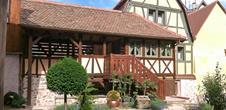 Furnished tourist accommodation Les Remparts de Riquewihr /The Lucky Dragon