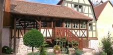 Meublé de tourisme Les Remparts de Riquewihr /Le Dragon Porte-Bonheur