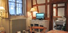 Furnished tourist accommodation Les Remparts de Riquewihr /The Little Bear