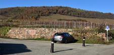 Aire de stationnement pour camping-car rue Schlossreben