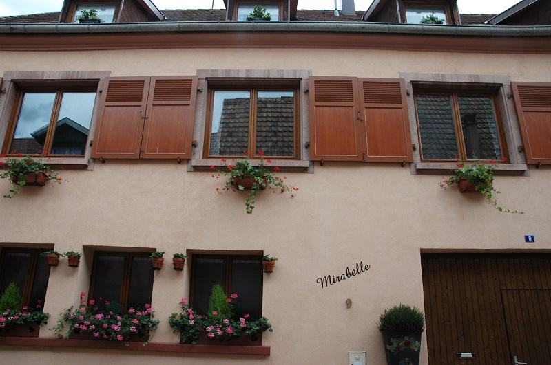 Maison d'hôtes Mirabelle / M. et Mme VANDERSANDE (4 ch.)