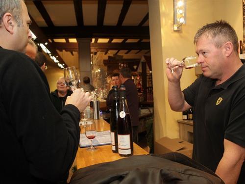 Atelier de dégustation : vins et chocolats