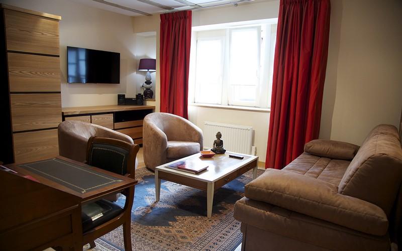 Furnished tourist accommodation Maison Rebleuthof / Le Rebberg