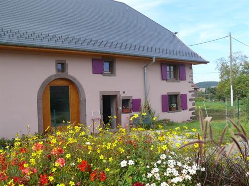 Furnished tourist accommodation GAY Marie-Paule / Domaine du Frêne