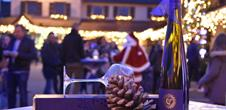 Christmas market: lights and delights at the wine cellar Bestheim