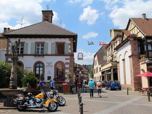 Association des Commerçants, Artisans, Hôteliers-Restaurateurs  de Ribeauvillé