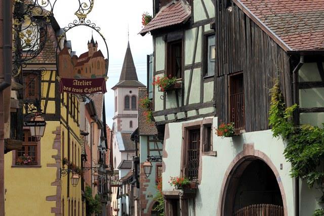copyright : office de tourisme du Pays de Ribeauvillé et Riquewihr