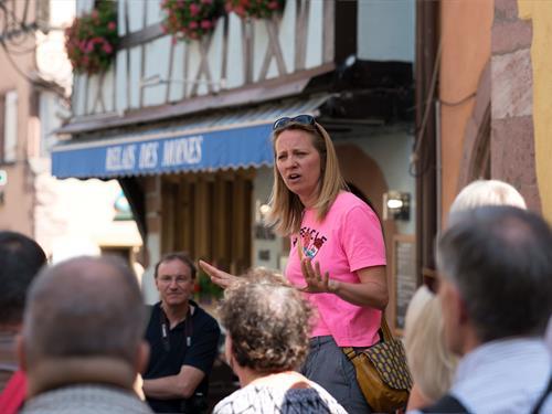 Visite racontée et gourmande de Riquewihr