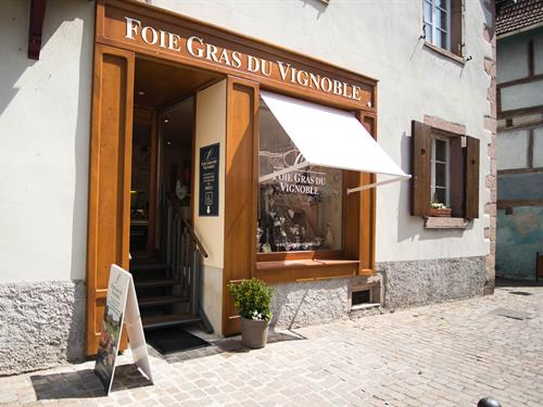 CURRENTLY CLOSED - Foie-gras du vignoble