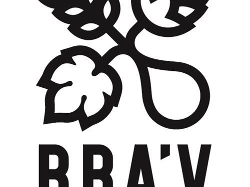 Biergarten de la Brasserie du Vignoble