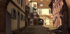 Furnished tourist accommodation - Le Berckheimer Hof