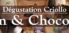 Dégustation Vins et chocolat