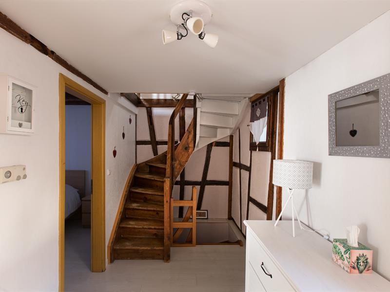 Couloir étage