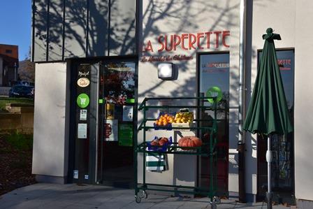 La Supérette - Le Marché du château