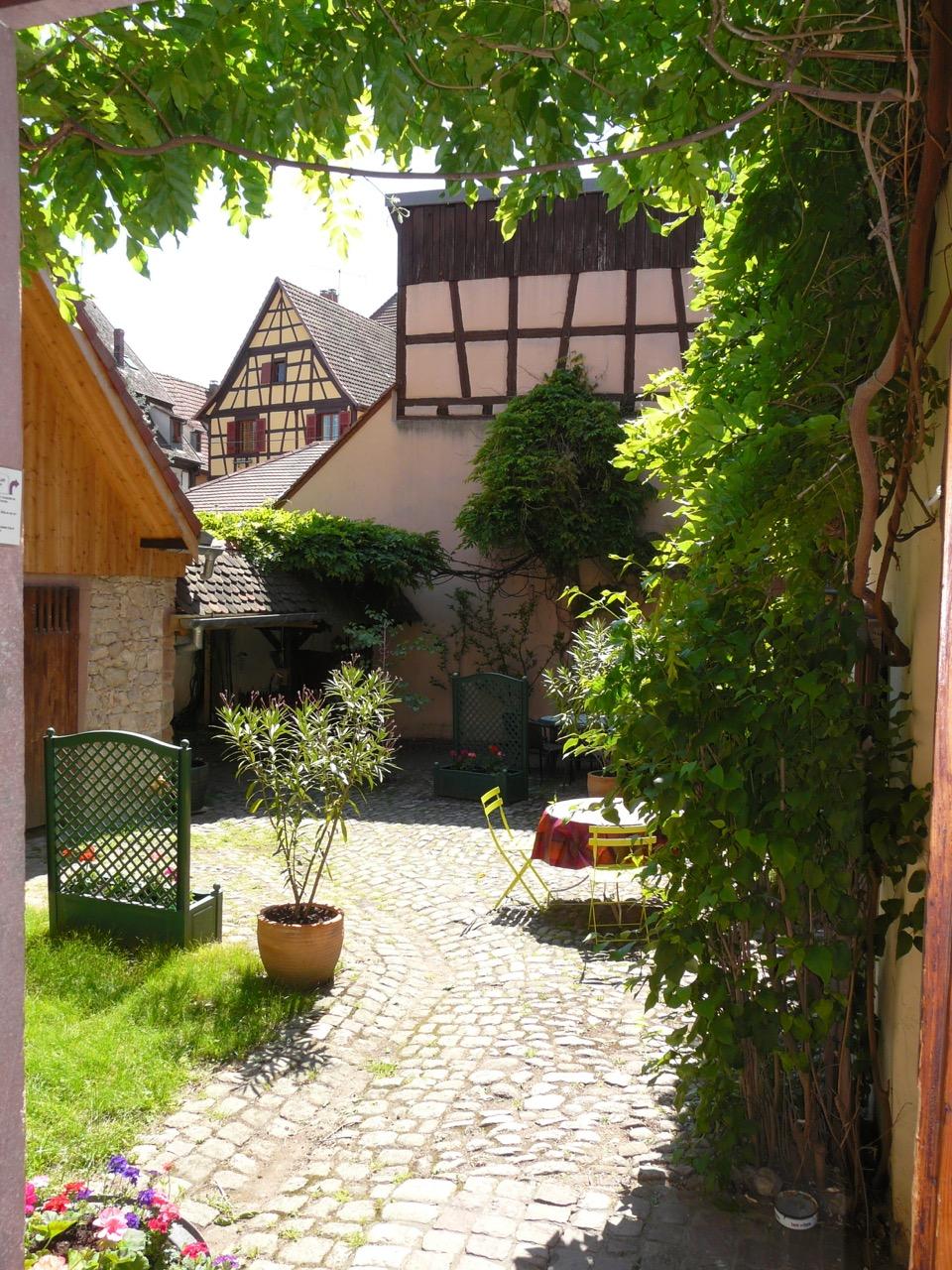 Location de vacances - Gîte Alsacien - Kouglof (copie)
