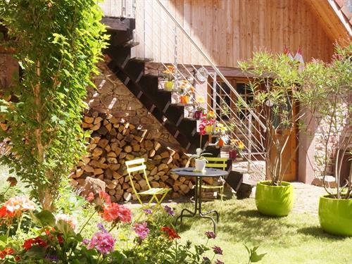 Meublé de tourisme - Gîte Alsacien - Vignoble