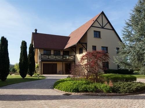 Meublé de tourisme - La villa de l'Ill