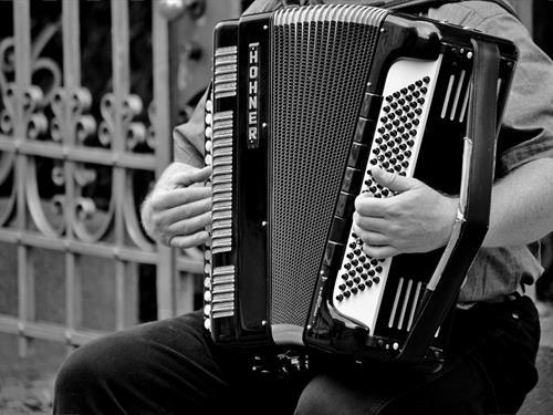 Concert annuel de l'accordéon club