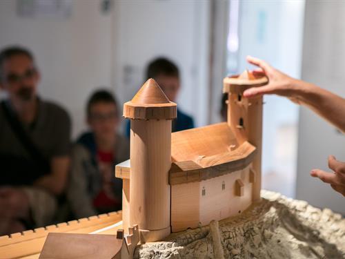 Les Ateliers de la Seigneurie - Centre d'interprétation du Patrimoine