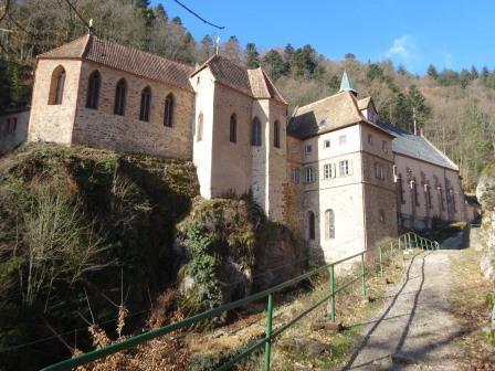 Randonnée guidée - Pélerinage de Dusenbach
