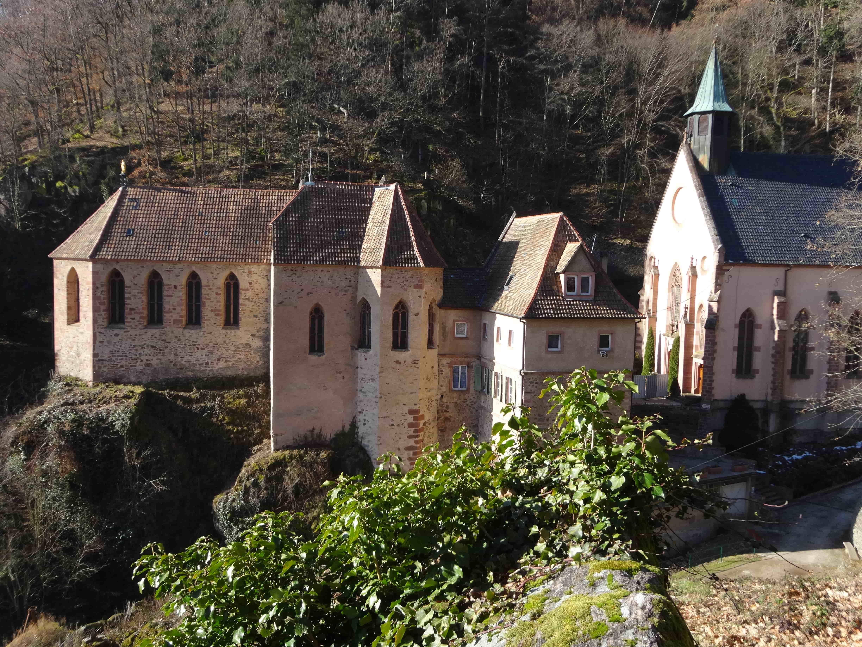 Randonnée guidée - Les 3 châteaux de Ribeauvillé (copie) (copie)