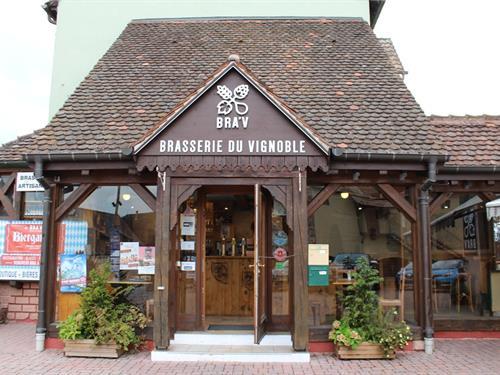 Visites guidées Brasserie du Vignoble