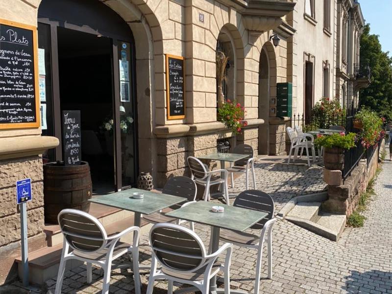 © Café-restaurant du vigneron