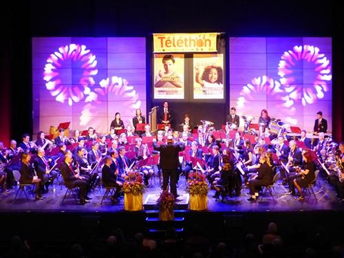 Concert evening to benefit the telethon
