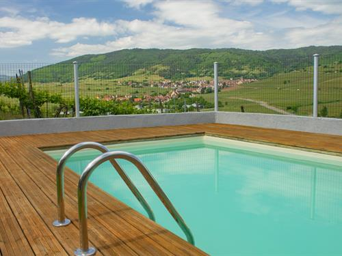 "Furnished tourist accommodation ""Le Zell"""