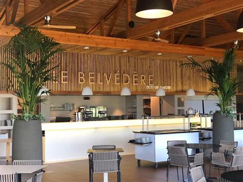 Restaurant Le Belvédère (Resort Barrière Ribeauvillé)