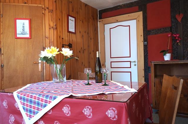 Meublé de tourisme - Gîte Alsacien - Bretzel