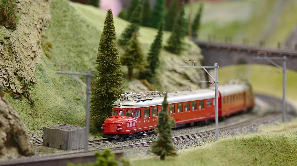 Bourse internationale de jouets et trains miniatures