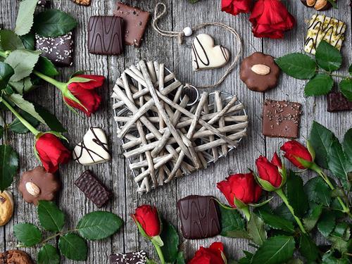 Ateliers Saint Valentin - Atelier Choco'coeur