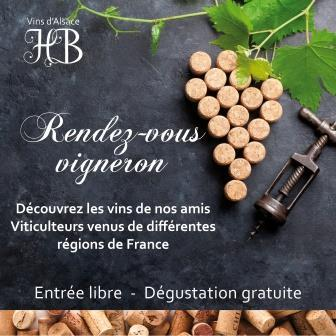 Rendez-vous vigneron