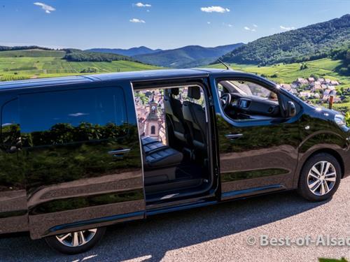 Excursions privées - Best of Alsace