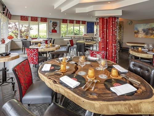Restaurant AOR, La table le goût et nous