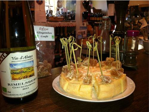 Fascinant week-end -Balade et dégustation (Domaine BECKER)
