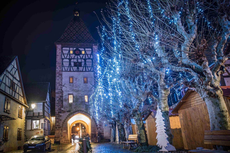 Chasse aux trésors de Noël : Bergheim, tout un symbole - Bergheim