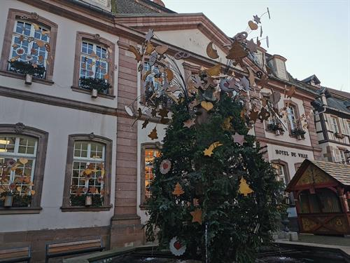 Christmas treasure hunt in Ribeauvillé (in French)