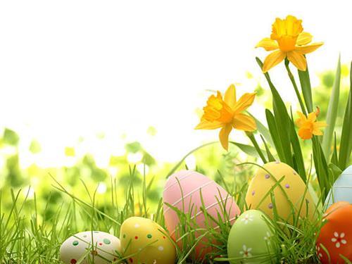 Chasse au trésor de Pâques : Pâques égaye nos villages