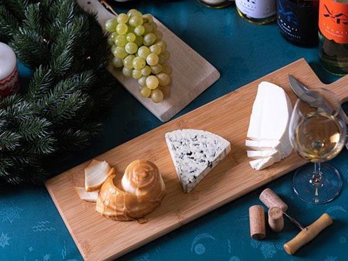 Dégustation vins et fromages