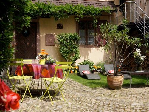 Furnist tourist accommodation - Gîte Alsacien - Coeur d'Alsace