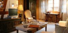 Meublé de tourisme Les Remparts de Riquewihr / La Sentinelle