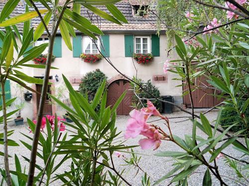 Maison d'hôtes de Mme BERNA-KUMMLE Nicole