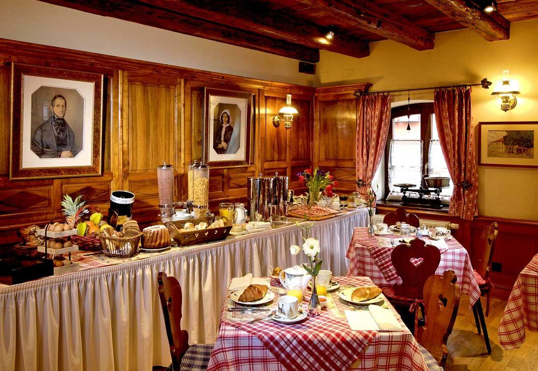 Hôtel-restaurant A l'Ami Fritz
